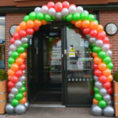 balloon-decorations-arch-mcdonalds